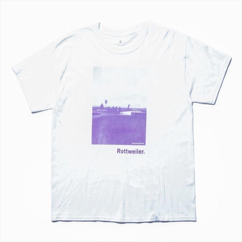 画像1: ROTTWEILER Pastel Photo Tee (Tシャツ) (1)