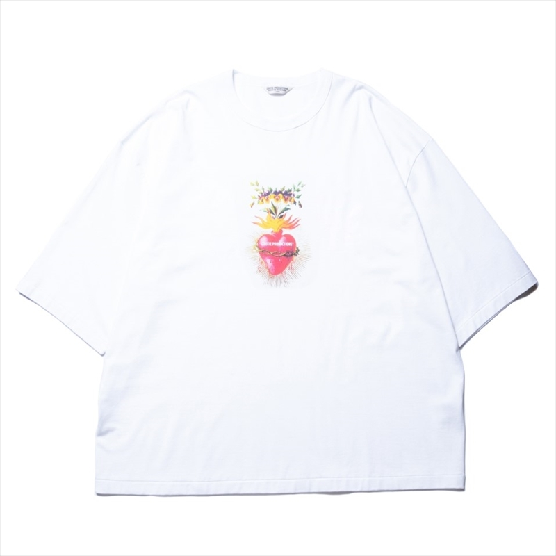 画像1: COOTIE Print Oversized S/S Tee (SACRED HEART) Tシャツ (1)