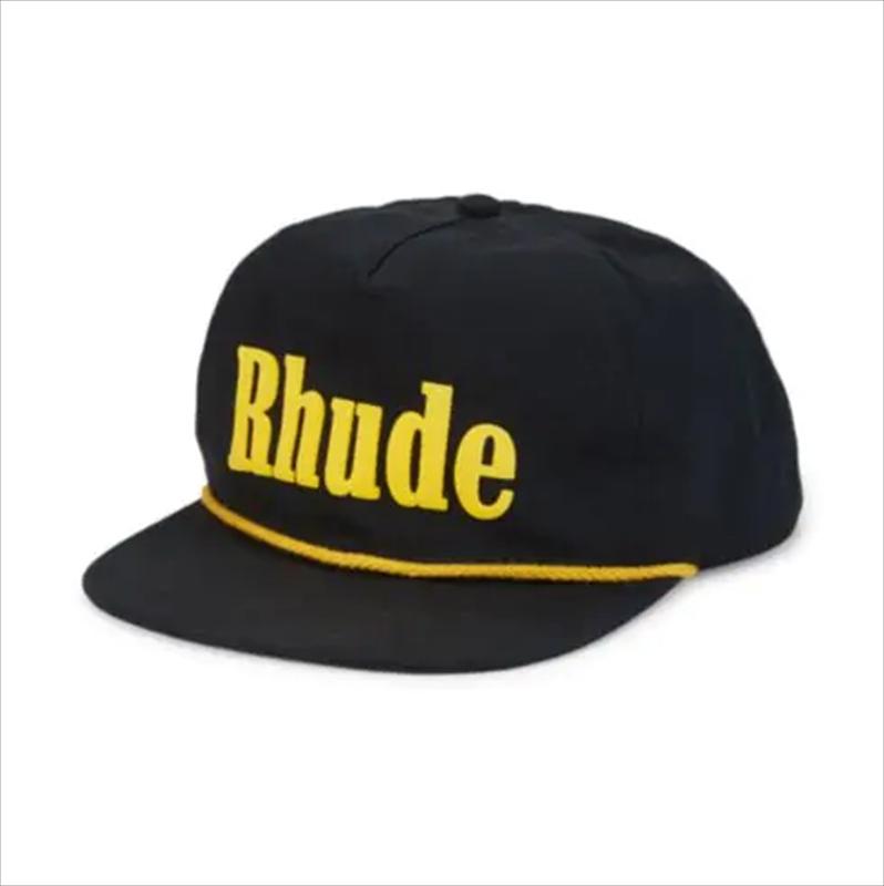 画像1: RHUDE Logo Hat (キャップ) (1)