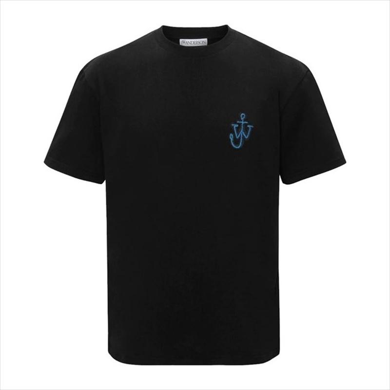 画像1: JW ANDERSON Anchor Patch Logo T-Shirt (Tシャツ) (1)